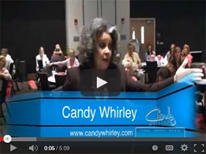 Candys Demo Video with Customer Testimonies